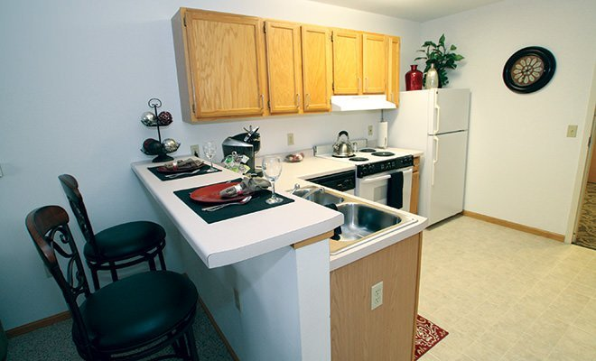 Appleton Kitchen Area