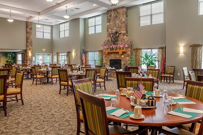 Stevens Point Dining Room