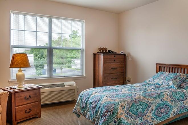 Stevens Point Bedroom